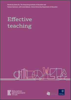 Effective teaching1